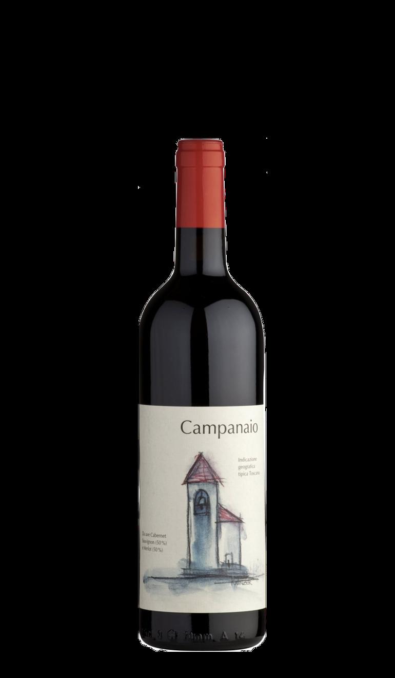 Flaskebilde av Monastero Campanaio Merlot & Cabernet