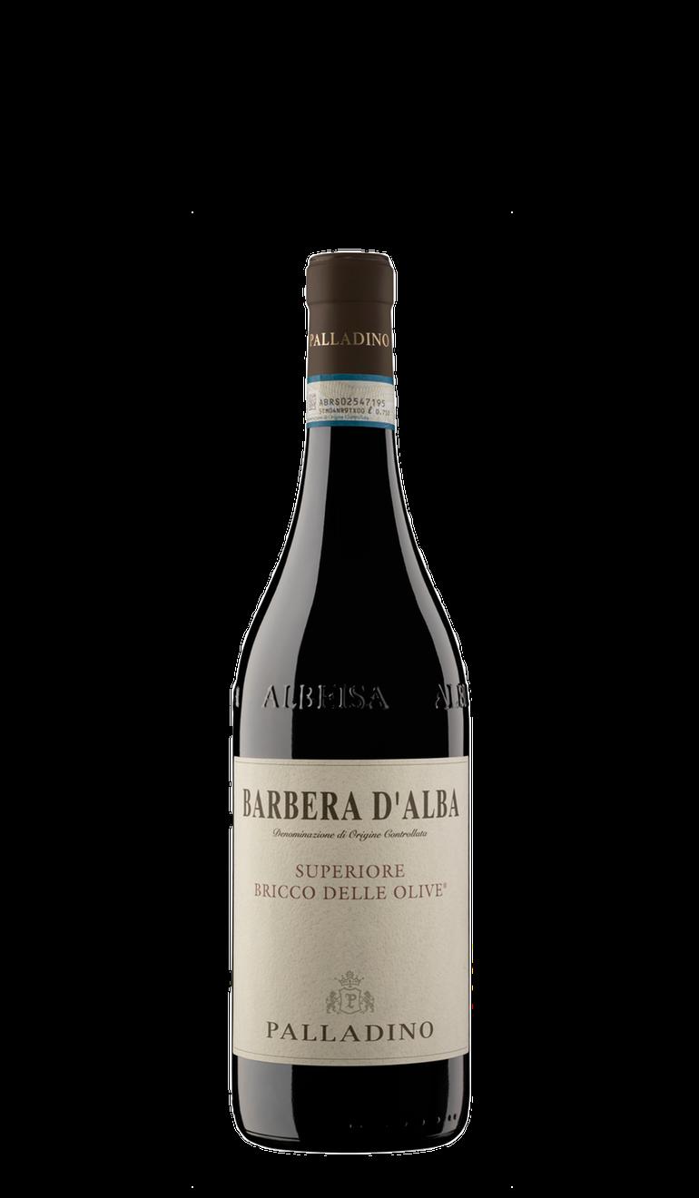 Flaskebilde av Palladino Barbera d'Alba Bricco delle Olive