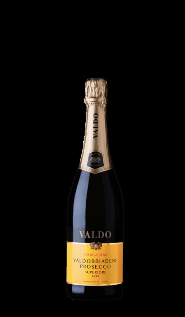 Link til produkt som er relatert: Valdo Prosecco Marca Oro 0,75
