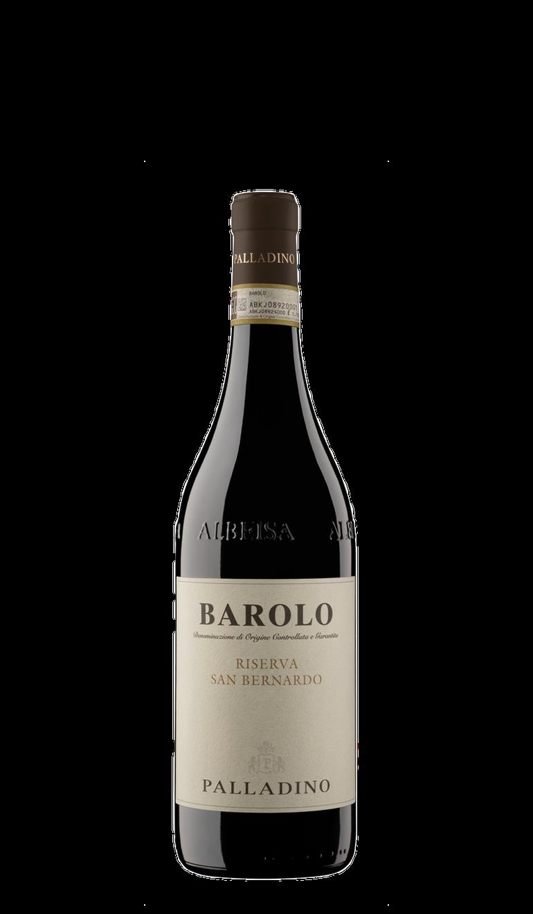 Flaskebilde av Palladino Barolo Riserva San Bernardo