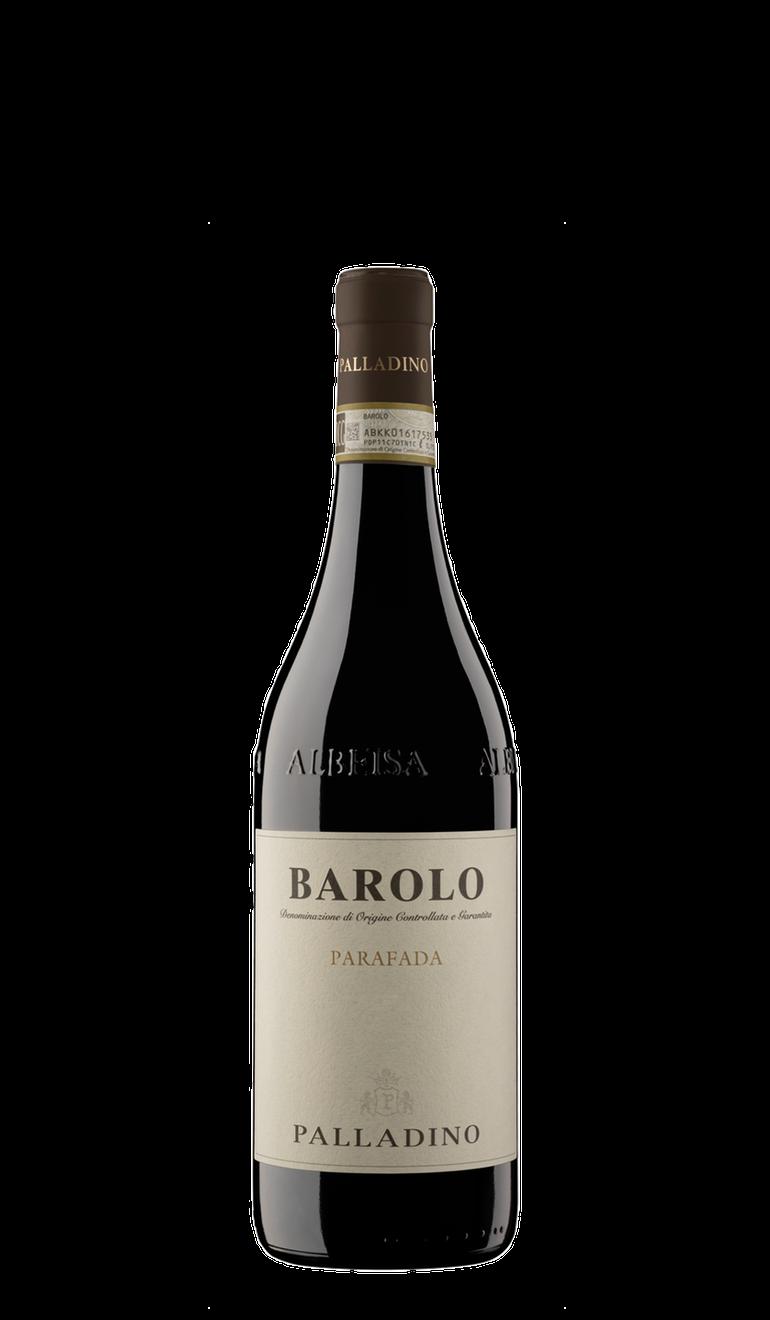 Flaskebilde av Palladino Barolo Parafada