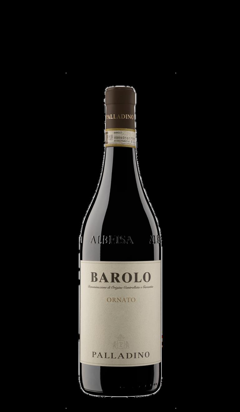 Flaskebilde av Palladino Barolo Ornato