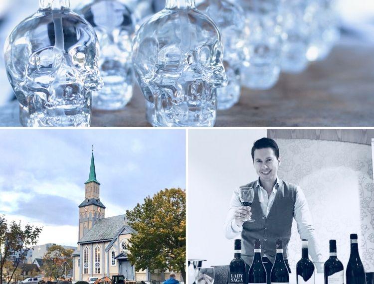 Vinmonopol Wine Fair Tromsø 18/10/17