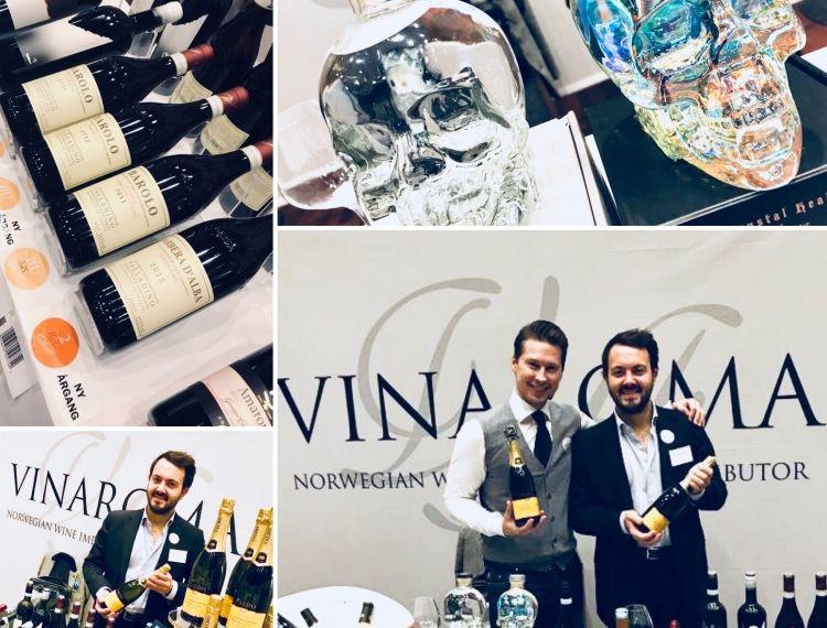 Vinmonopol Wine Fair Oslo 23/10/17