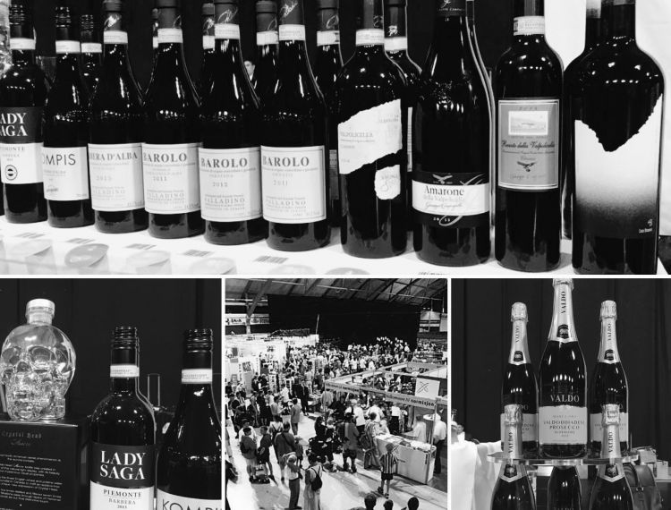 Vinmonopol Wine Fair Kristiansand 26/10/17