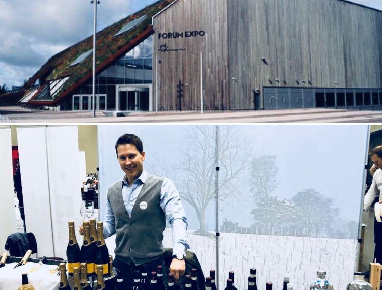 Vinmonopol Wine Fair Stavanger 30/10/17