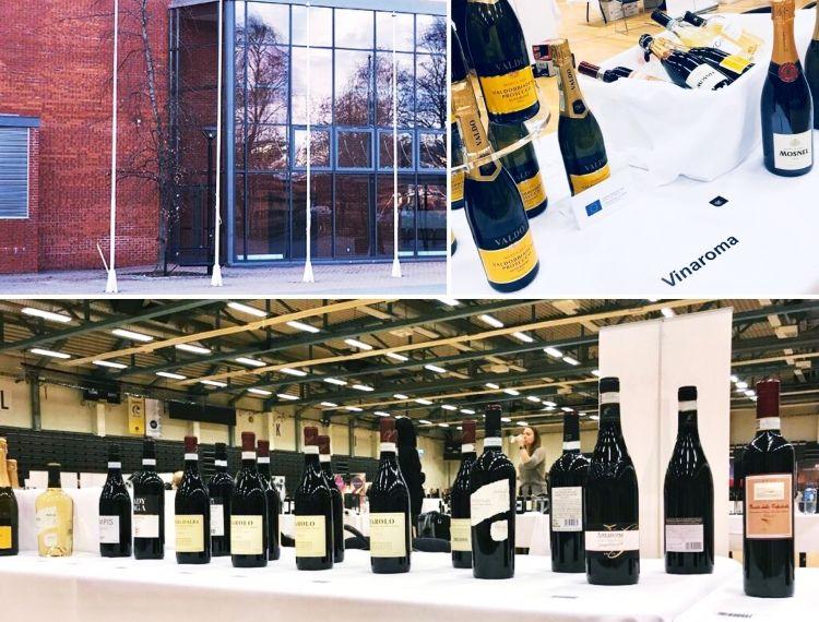 Vinmonopol Wine Fair Trondheim 02/11/17