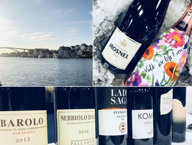 Vinmonopol Wine fair Haugesund 20/02/2018