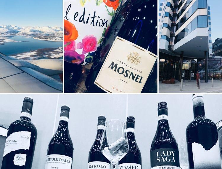 Vinmonopol Wine fair Tromsø 22/02/2018