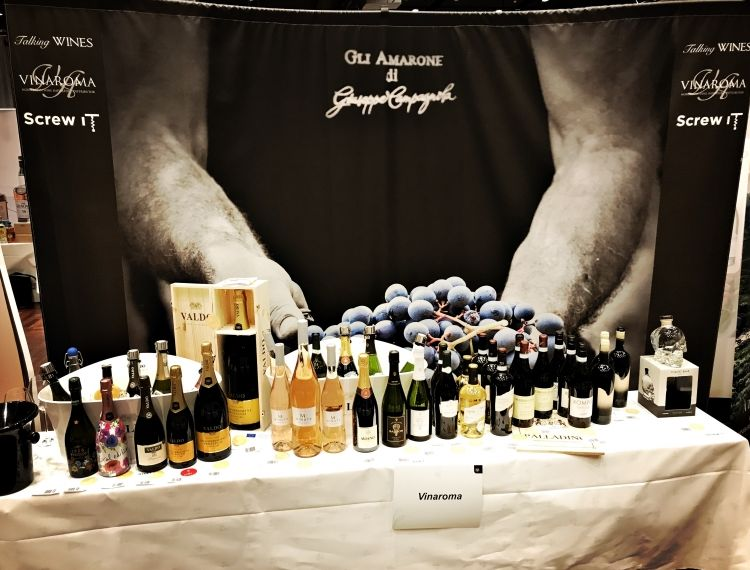 Monopoly wine fair in Oslo 23/04/18