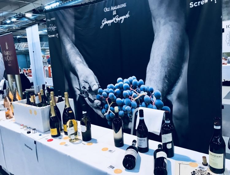 Monopoly wine fair in Bergen 25/04/18