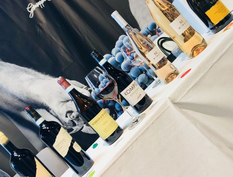 Monopoly wine fair in Kristiansand 26/04/18