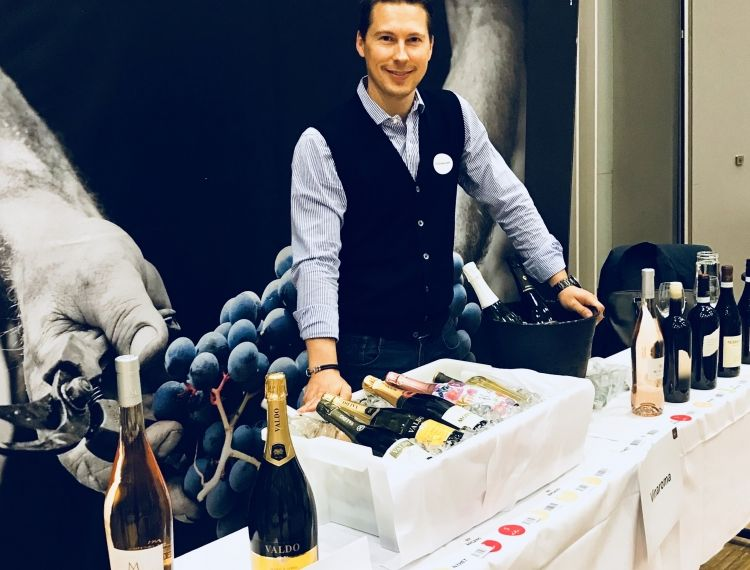 Monopoly wine fair in Trondheim 02/05/18