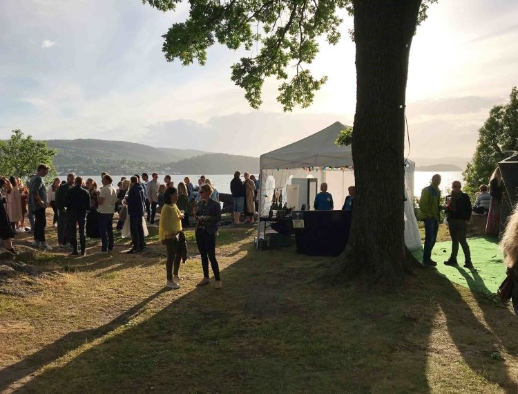 Wine festival in Drøbak 15-16/06/18
