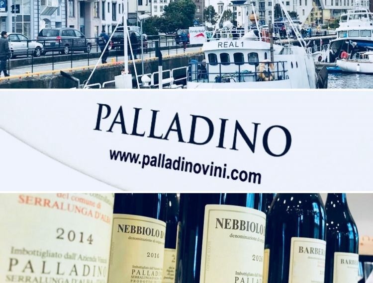 Barolo & Friends wine fair  Ålesund 22/06/2018