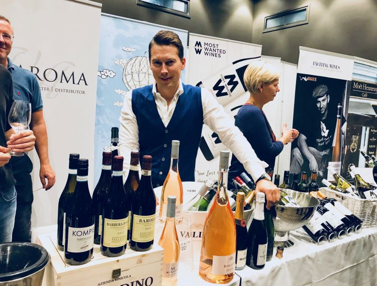 "Wine fair ""Nordic sommelier day"