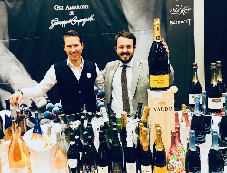 Monopoly wine fair at Thon Congress Gardemoen 23-25/10/18