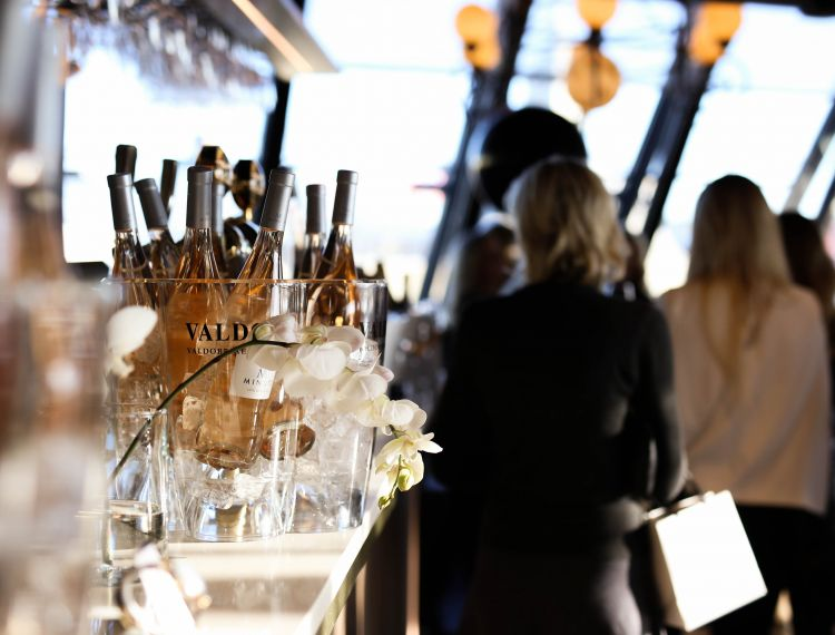 Launch Brunch Minuty, Valdo & Mockberg at Grand Hotell Oslo 28/10/18