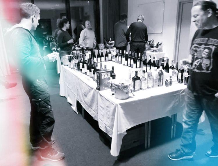 Monopoly wine tasting in Bodø 09/01/19
