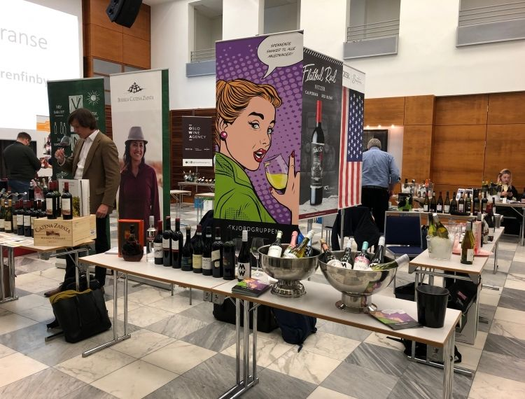 Wine fair in Oslo 17/01/19