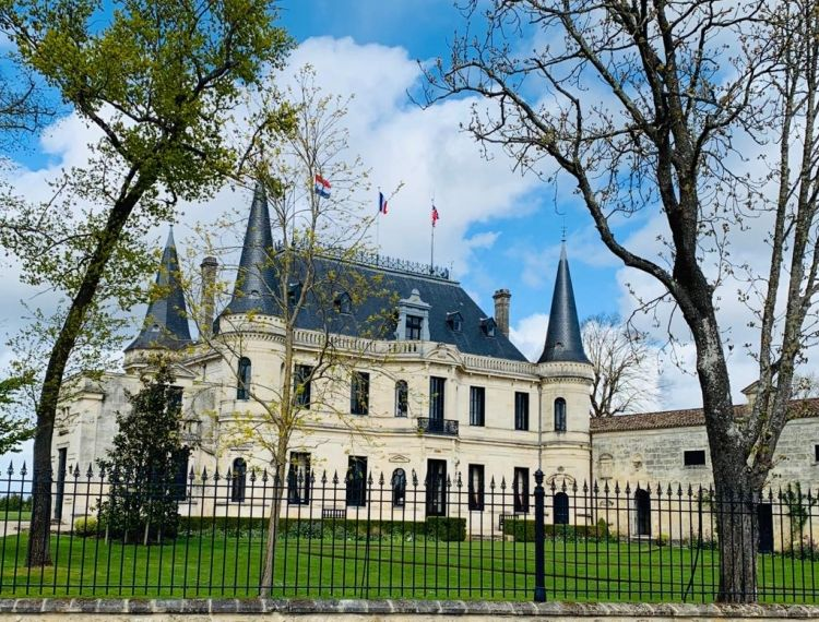 Tasting of En Primeurs wines 2018 in Bordeaux