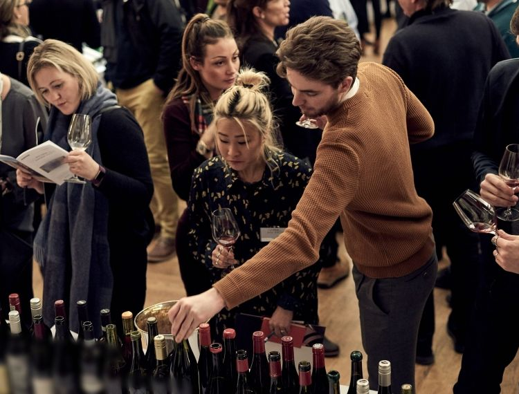 Wine fair in Kristiansand 25/04/19