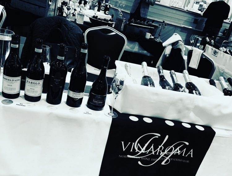 Wine Fair in Ålesund 23/04/19