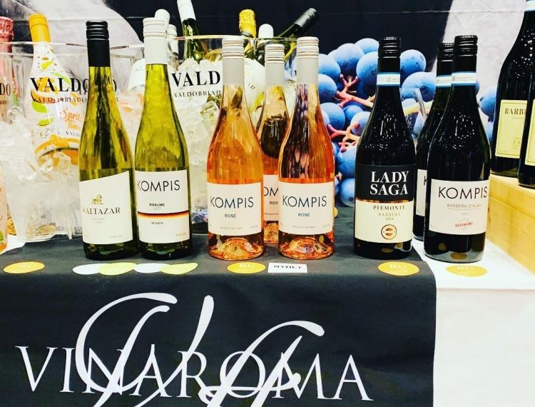 Grand Wine Fair in Oslo 02/05/19