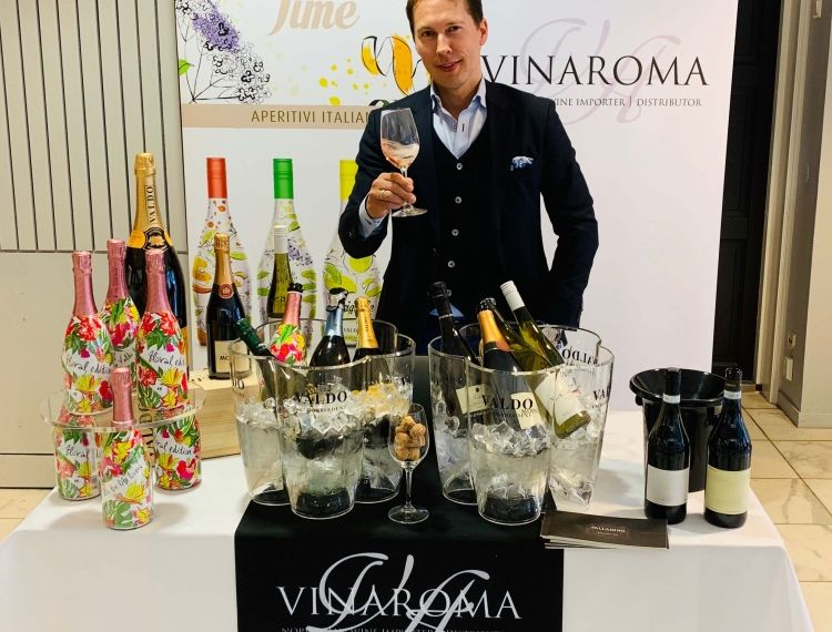 Wine fair in Oslo 07/05/19